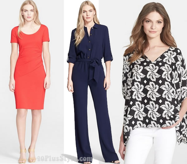 Clothes by DVF |  40plusstyle.com