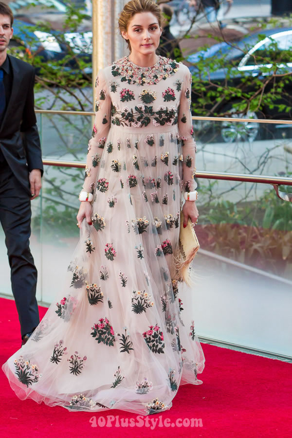 Celebrity style at the New York Ballet Gala - choose your favorite from these 8 looks! - Olivia Palermo | 40plusstyle.com
