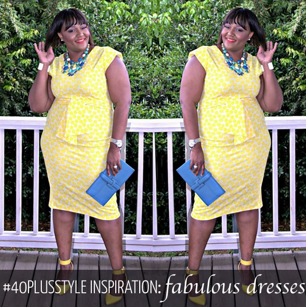 Post image for #40plusstyle inspiration: fabulous dresses! Choose your favorite from 11 looks