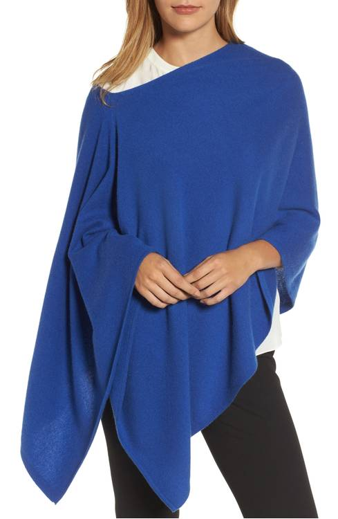 Convertible poncho from Halogen | 40plusstyle.com