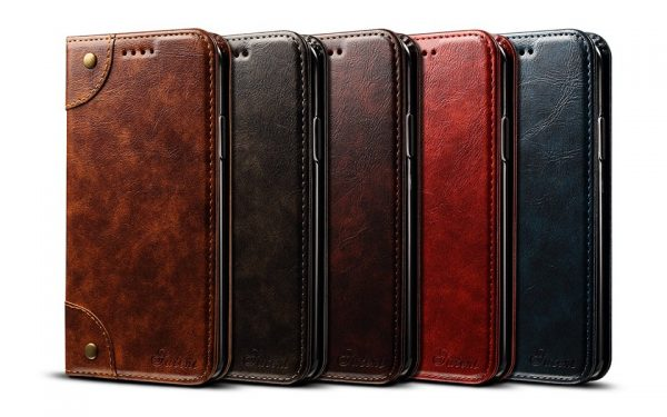 Leather iphone cases | 40plusstyle.com