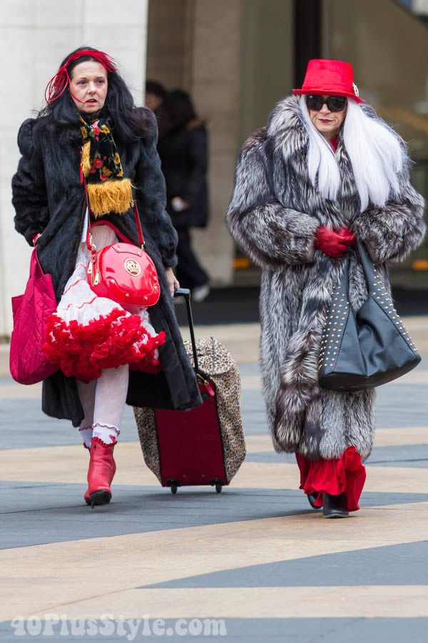 Streetstyle Inspiration Cold Weather Winter Coats What