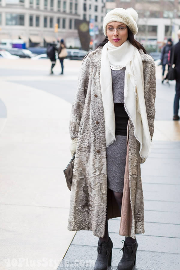 Streetstyle inspiration: Winter Coats – Which one is your ...