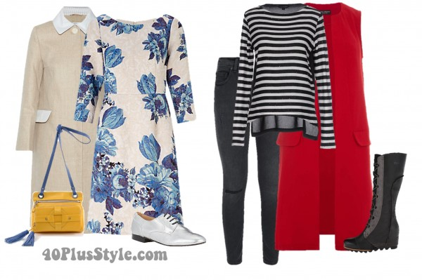 Sequins Shirt Dress Day | 40plusstyle.com