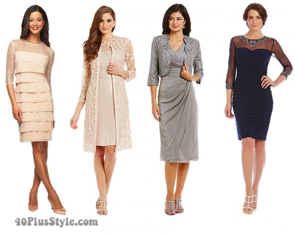 The best mother of the bride dresses – take your pick from shorter ...