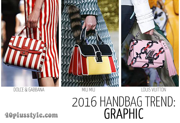 The best accessory trends for 2016: handbags