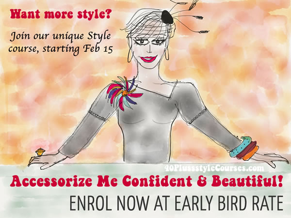 Post image for Accessorize Me Confident & Beautiful starting this Monday – Also join me LIVE for a chat this Saturday!