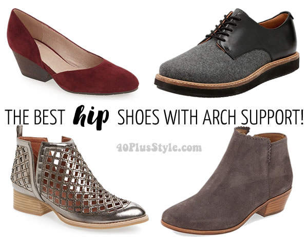 Fashionable Shoes With Good Support