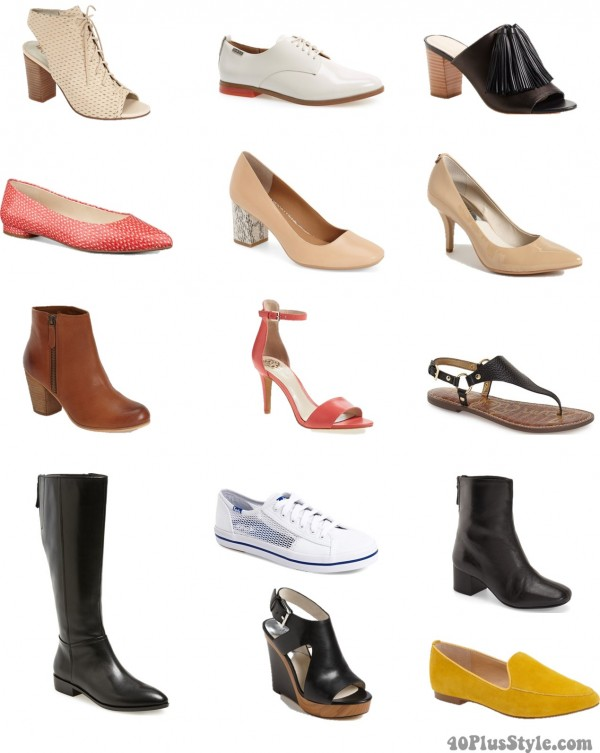 shoes pant styles best | 40plusstyle.com