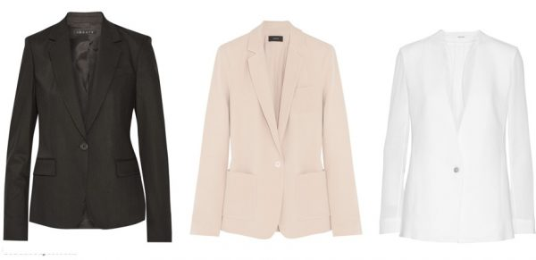 Tips for single breasted blazers | 40plusstyle.com