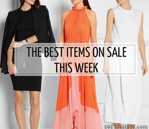Fabulous and on sale this week | 40plusstyle.com