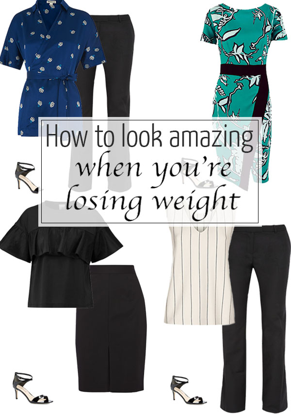 How todress when you're losing weight | 40plusstyle.com