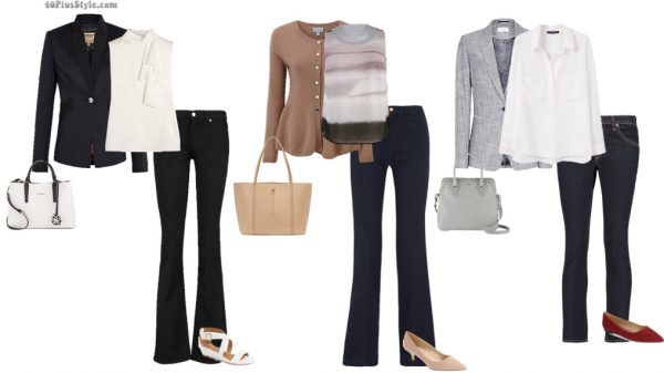 How To Wear Jeans To Work And Still Look Professional