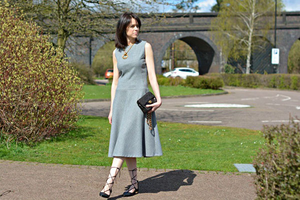 Retro chic with a modern twist  - A style interview with Michelle | 40plusstyle.com