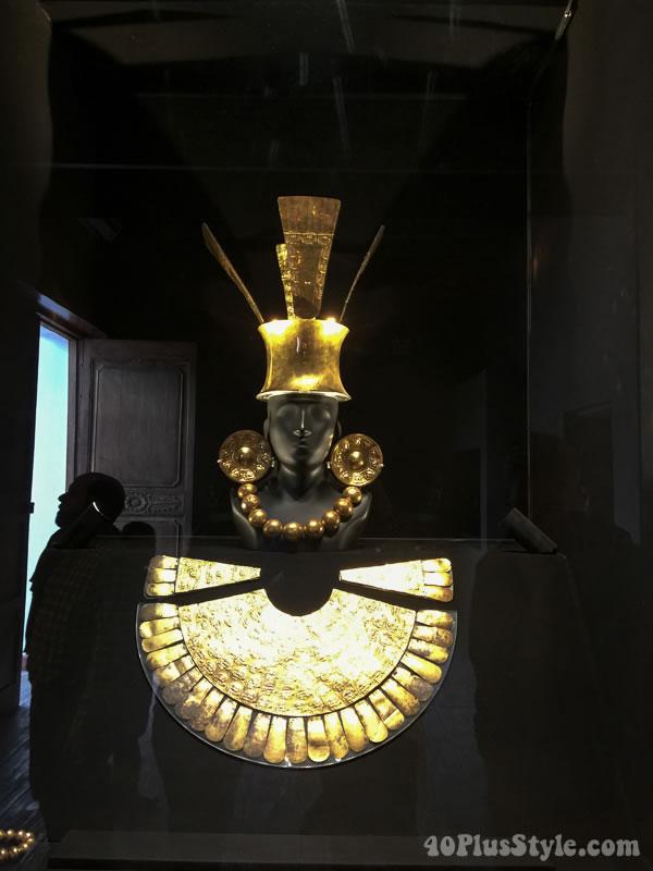 Gold of ancestors in Peru travel | 40plusstyle.com