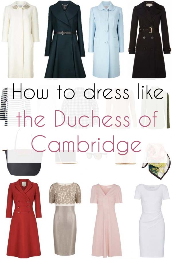 How to dress like The Duchess of Cambridge   40plusstyle.com