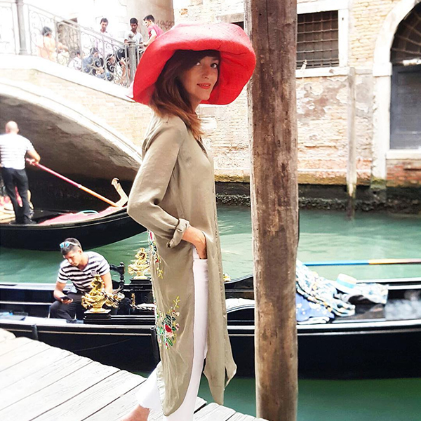 #40plusstyle inspiration: Styling tunics with Carmen Gimeno | 40plusstyle.com