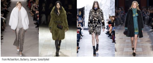 Fall fashion trends for 2016: Fur coat by Michael Kors, Carven, and Sonia Rykiel | 40plusstyle.com