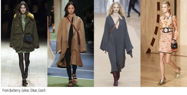 The best fall 2016 accessory trends for women over 40: Crossbody bags   40plusstyle.com