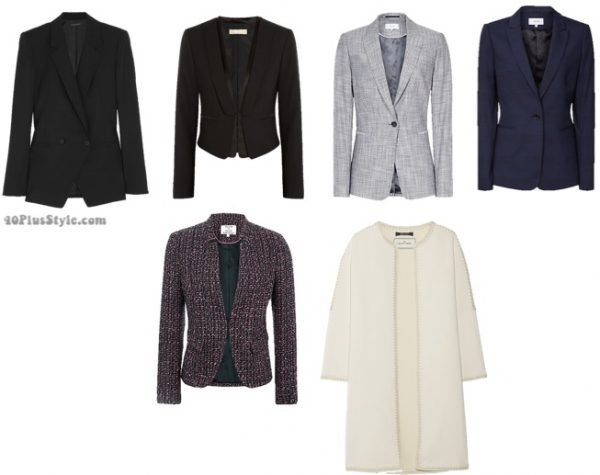 How to dress like Christine Lagarde style guide: tailored blazers and coats | 40plusstyle.com