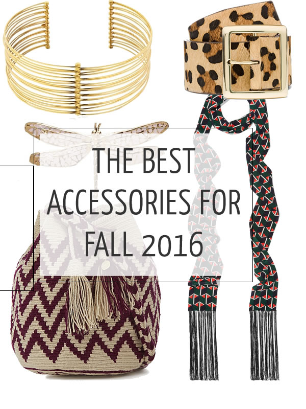 The best fall 2016 accessory trends for women over 40 | 40plusstyle.com