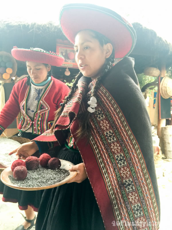 Threads of Peru: Traditional poncho | 40plusstyle.com