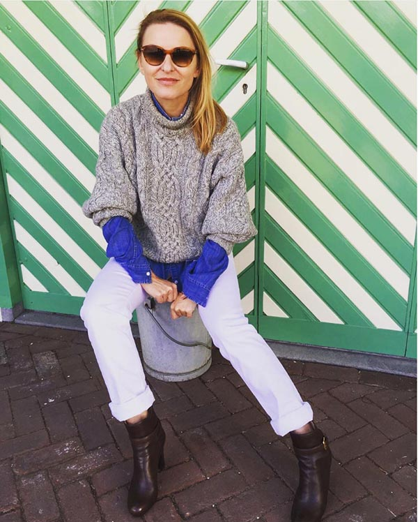 40plusstyle inspiration: ideas on how to wear boots for fall   40pplusstyle.com