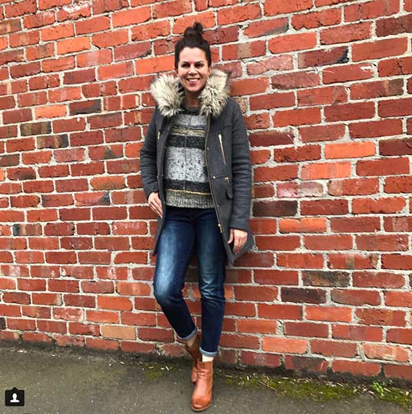 40plusstyle inspiration: brown boots for everyday wear   40pplusstyle.com