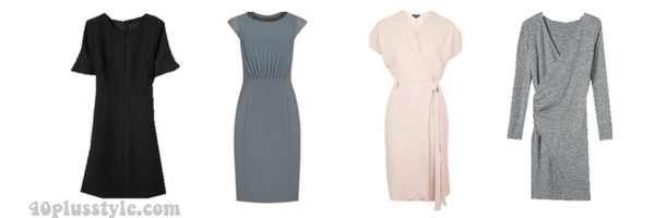 classic style capsule dresses 40plusstyle.com