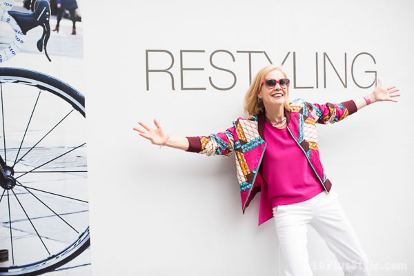 How to live a life of freedom and joy - inspiration from Iris Apfel and my own take | 40plusstyle.com