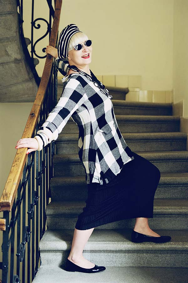 Upcycled fashion ideas | 40plusstyle.com