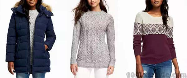 Black Friday sale 2016: Old Navy | 40plusstyle.com