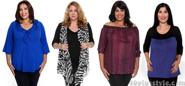 Best online shops for women over 40: plus size clothing | 40plusstyle.com
