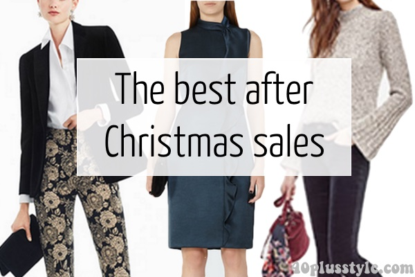 After Christmas sales- A selection of the best after Christmas offerings online