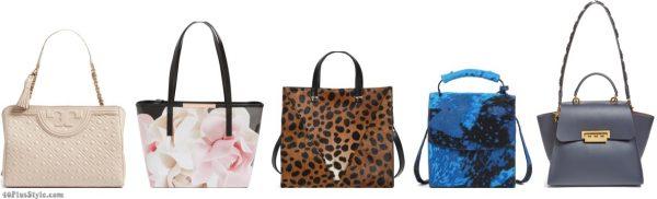 christmas holiday gift guide: handbags | 40plusstyle.com