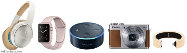 christmas holiday gift guide: new gadgets | 40plusstyle.com