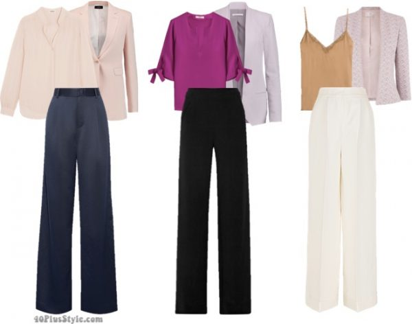 What to Wear as Mother of the Bride (or Groom): Pants| 40plusstyle.com