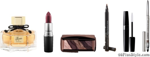 boho bohemian makeup looks | 40plusstyle.com