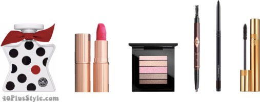 holiday makeup | 40plusstyle.com