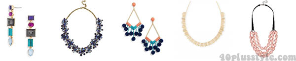 Contemporary jewelry | 40plusstyle.com