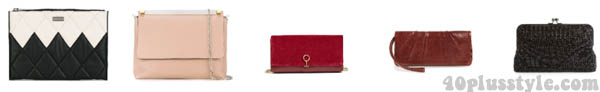 clutch bags   40plusstyle.com