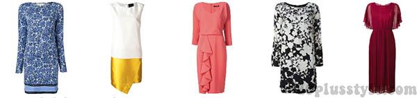 Fabulous dresses | 40plusstyle.com