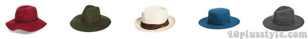 hats | 40plusstyle.com
