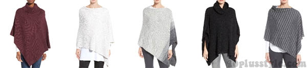Chic ponchos | 40plusstyle.com