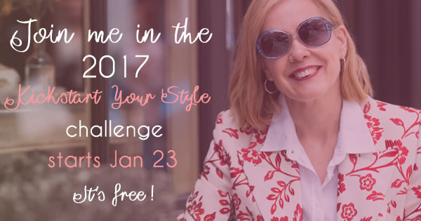 Get ready for 2017 and kickstart your style! | 40plusstyle.com