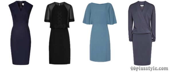 Minimalist style dresses to create a minimalist capsule wardrobe