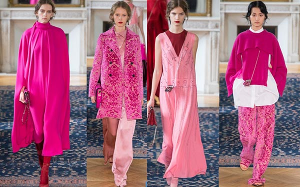 spring 2017 trends for women over 40: rose and pink tones | 40plusstyle.com