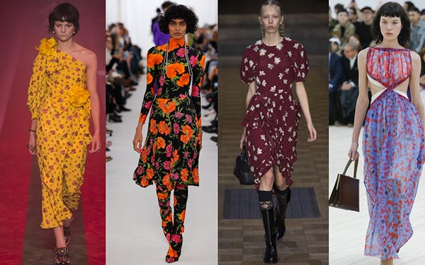Spring 2017 trends for women over 40: Florals | 40plusstyle.com