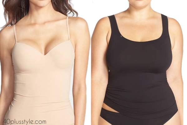 The best camis for women over 40 | 40plusstyle.com