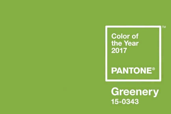 How to wear Pantone Greenery | 40plusstyle.com